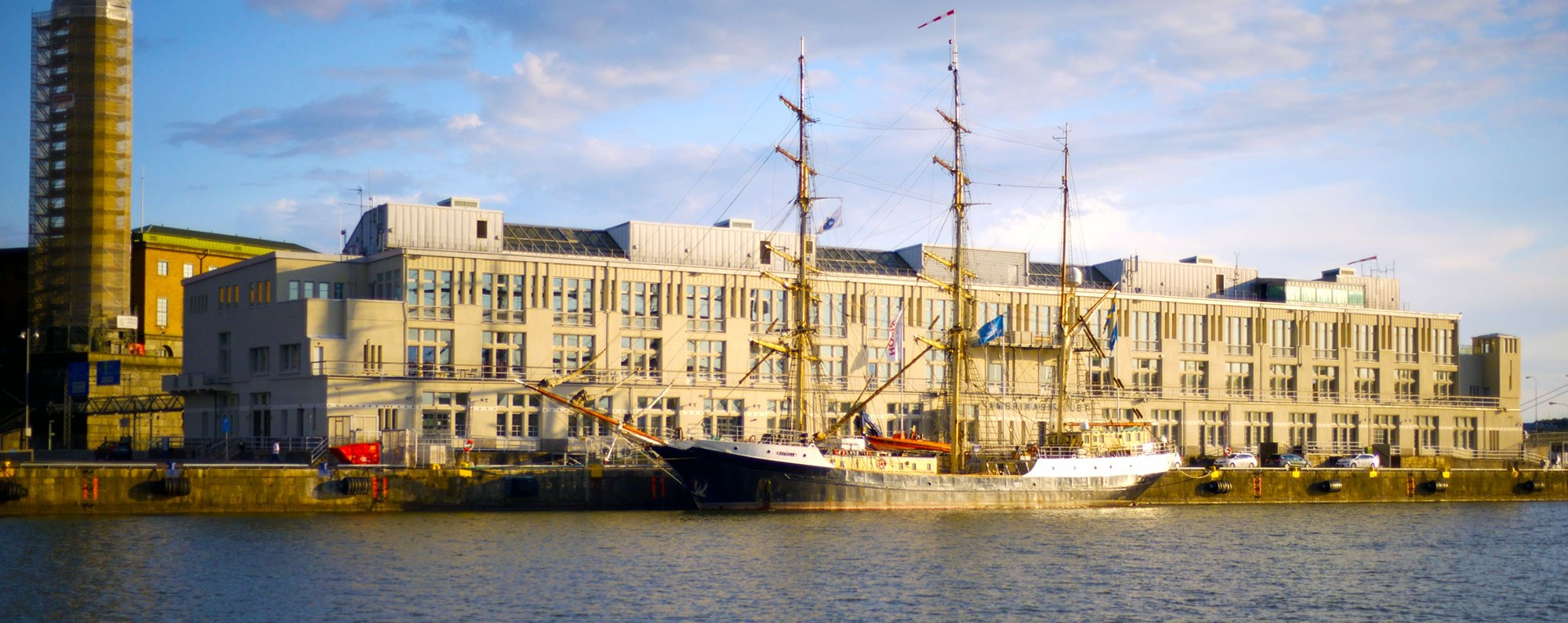 Yacht charter in Gothenburg