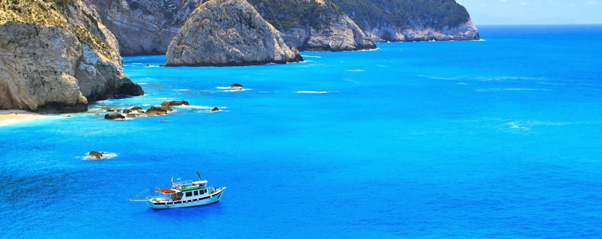 Yacht charter in Lefkas