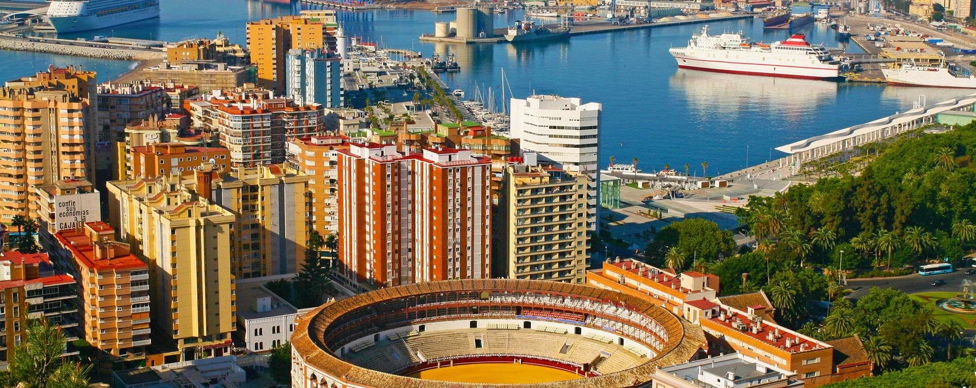 Alquiler de barcos en Málaga