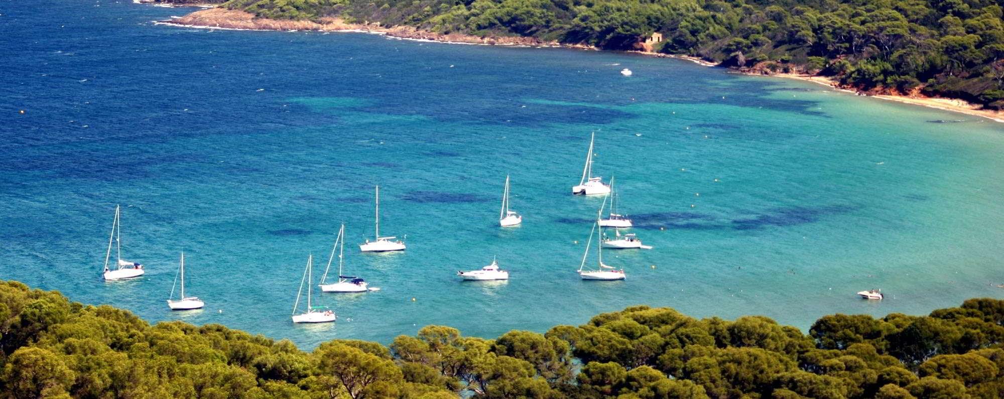 Yacht charter in Saint-Mandrier-sur-mer