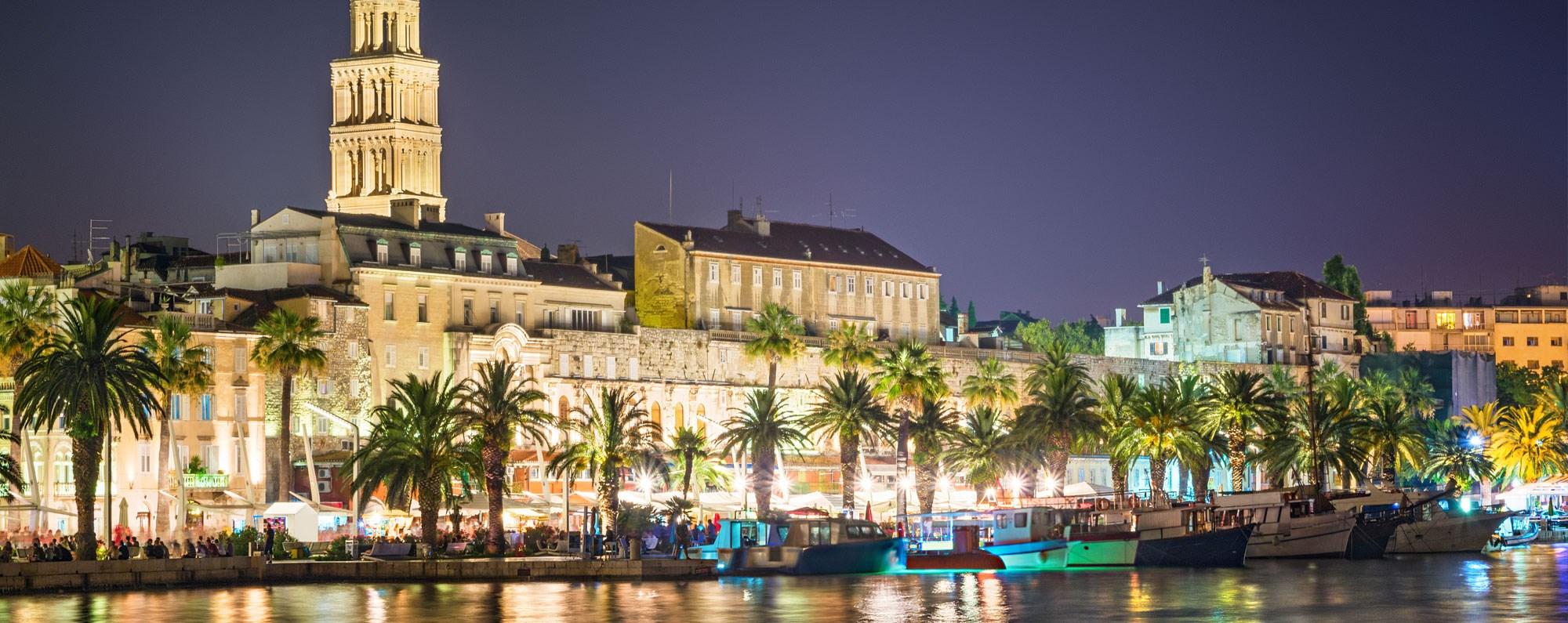 Yacht charter in Split