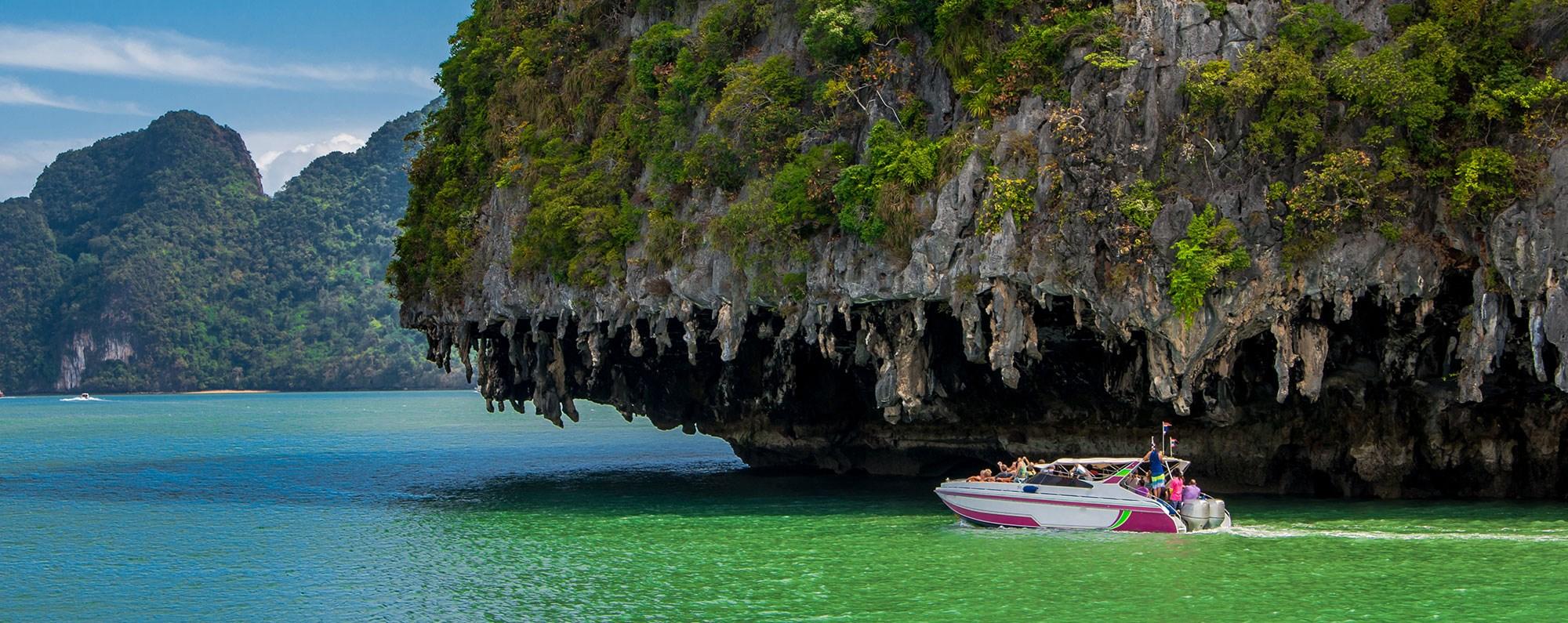 Alquiler de barcos en Tailandia