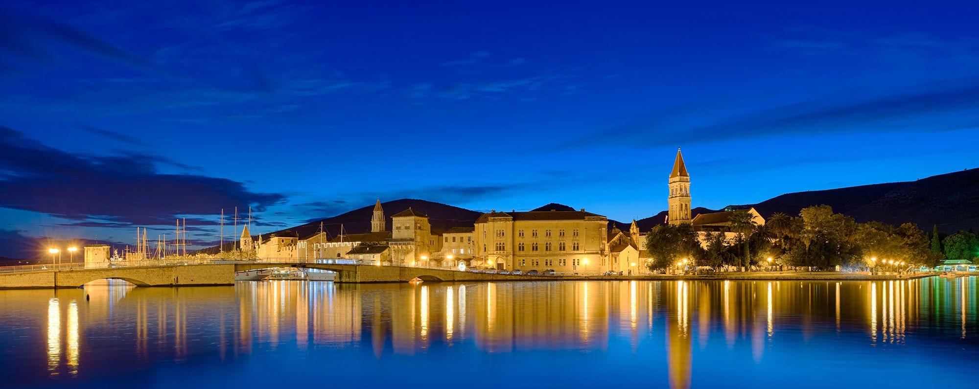 Alquiler de barcos en Trogir
