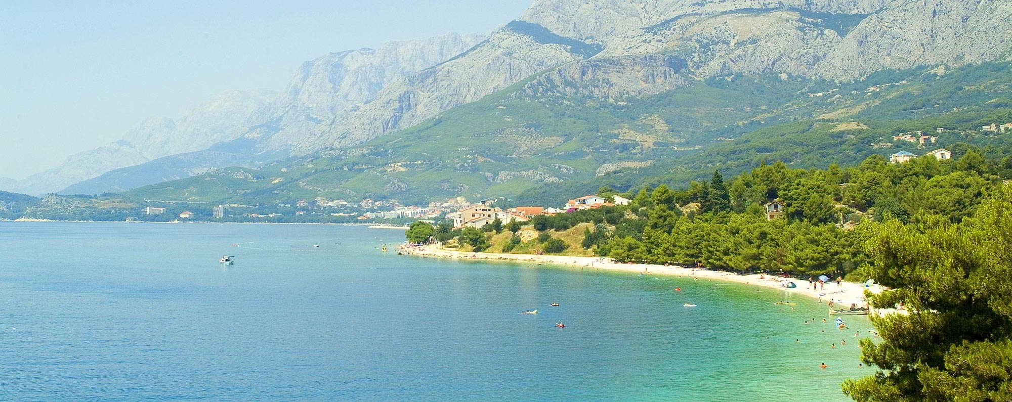Yacht charter in Tucepi