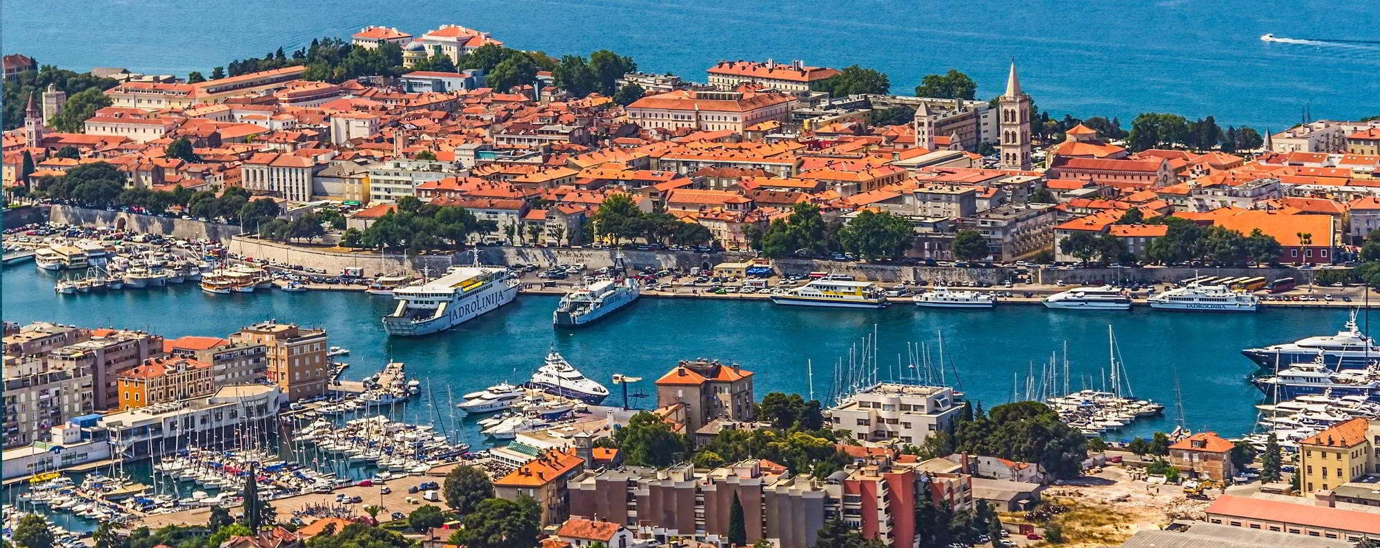 Yachtcharter Zadar